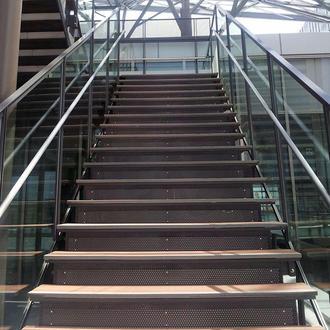 Stairwell board
