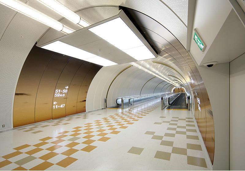 壁・天井ドーム型パネル